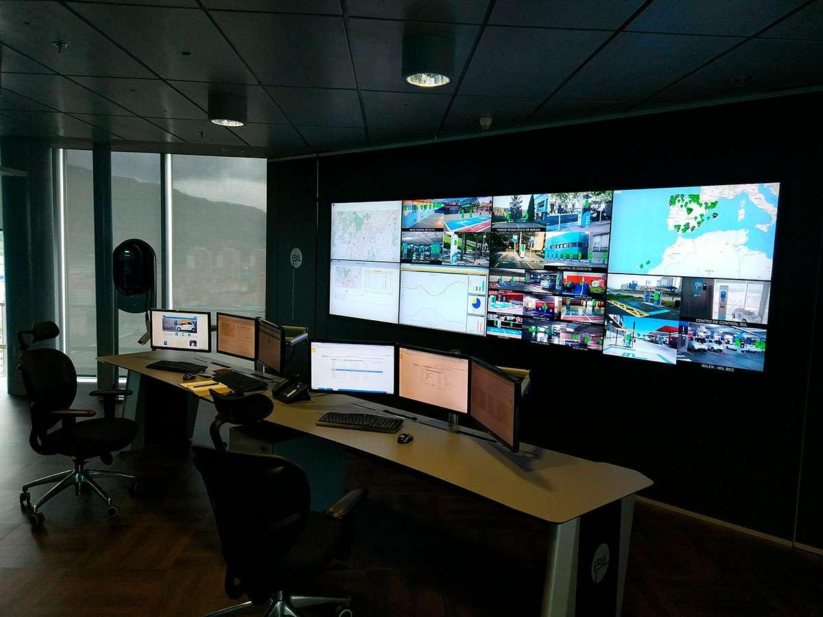 Centros de Control