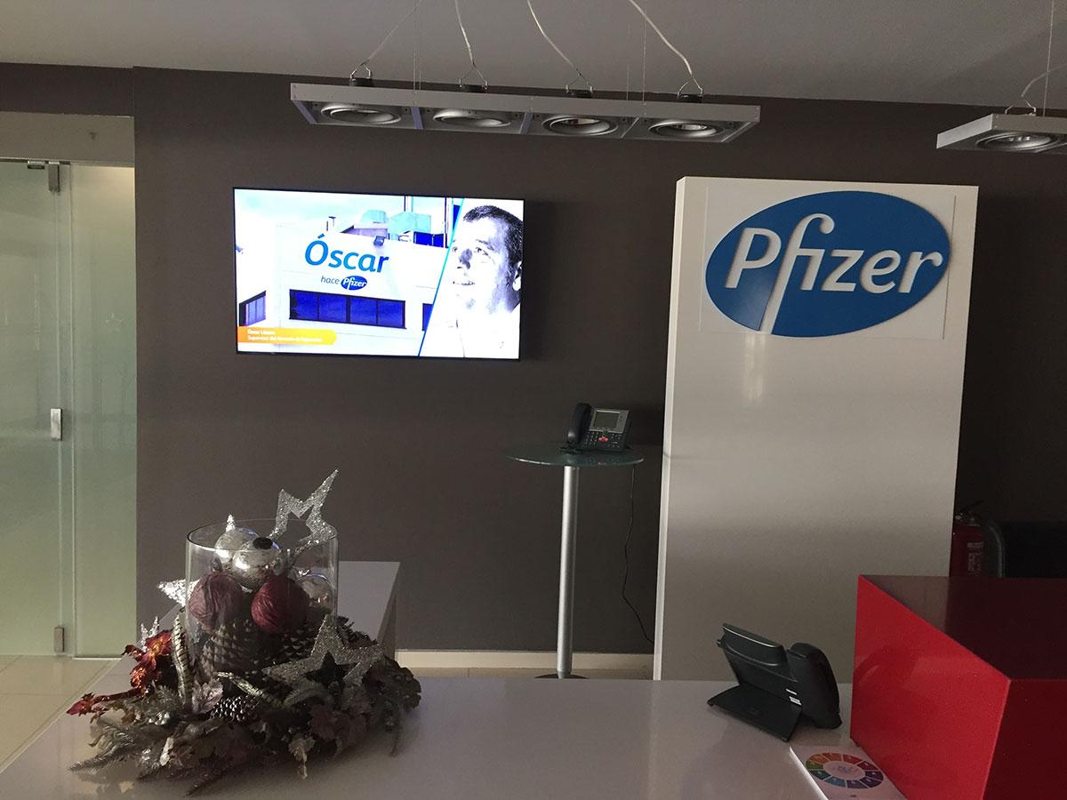 Pfizer - Fábrica