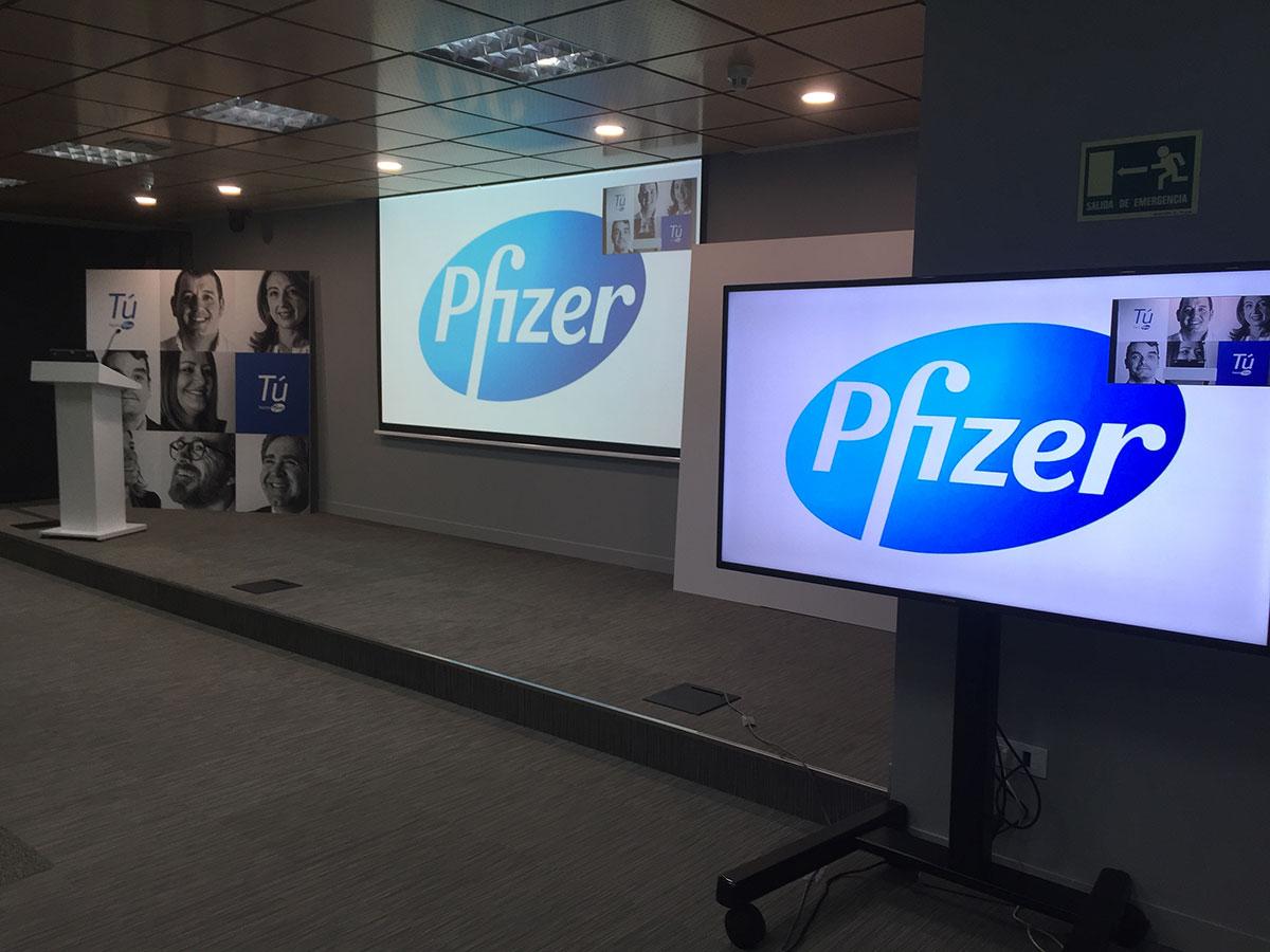 Pfizer - Oficinas Centrales