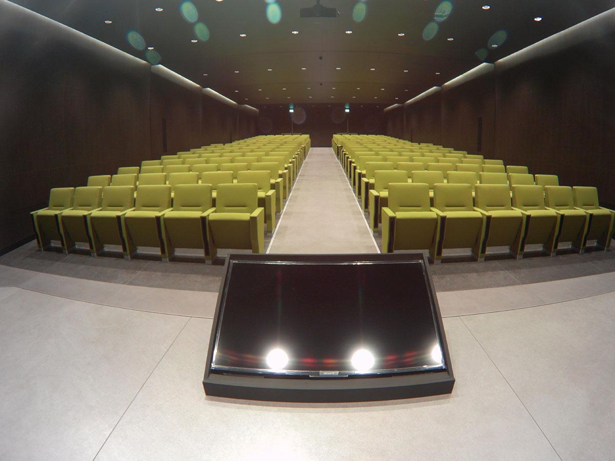 Torrecid - Salón de Actos